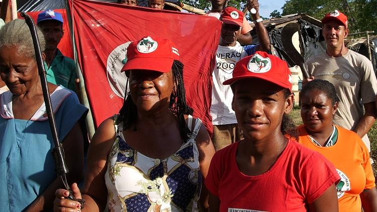 Brésil Nordeste Mouvement Sans Terre